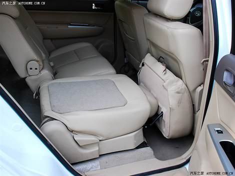 фото салона Чери Кроссиастар - Chery Crosseaster V5 inside photo foto
