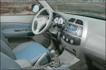 chery Tiggo водительское кресло Чери Tiggo