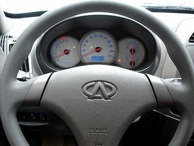 chery Tiggo рулевое колесо Чери Tiggo