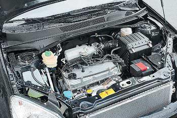 chery Tiggo двигатель  Чери Tiggo