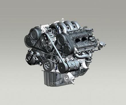 chery amulet китайский чери мотор V8