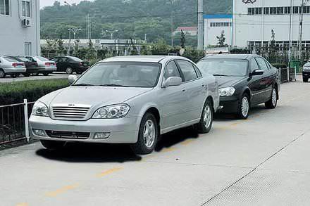 Чери цех проверки качества китайских машин Chery