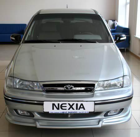 Дэу Нексия - Daewoo Nexia