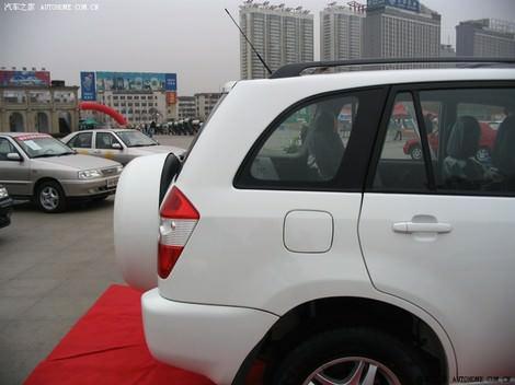 китайский джип Чери Тигго 1.8 2.4 - Cerry Tiggo Chery T11 photo foto salon