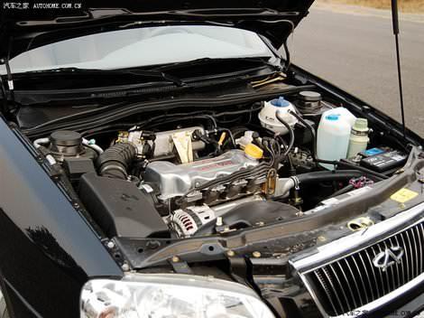 Чери амулет от чего стоит двигатель