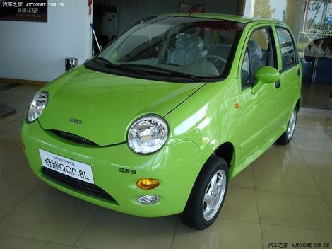 Chery QQ - самый дешевый автомобиль в Украине - Чери Куку