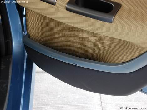 задний ряд Chery A1 Kimo inside photo foto