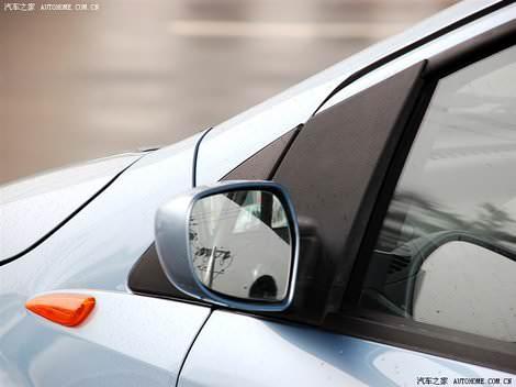 фото капот, противотуманки, зеркала - Chery A1 Kimo photo foto