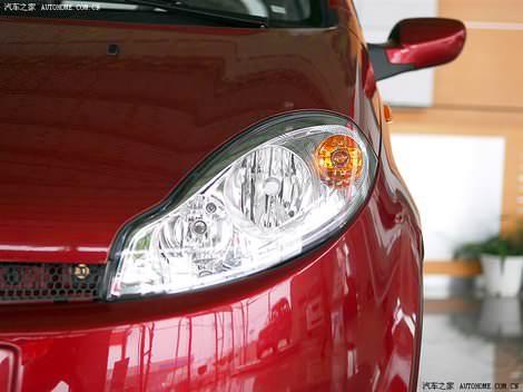 фото передок, двери, колеса, поворотники - Chery A1 Kimo photo foto
