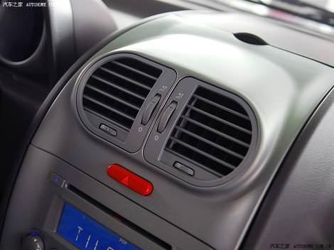 фото руль климат, аудиосистема - Chery A1 Kimo photo foto