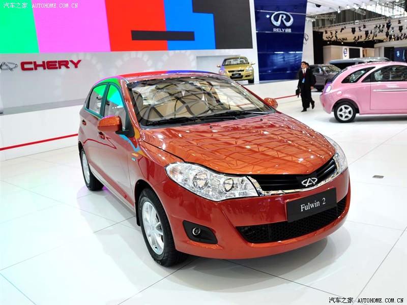 Международный Пекинский автосалон 2013…