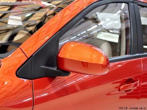 фото Chery A13 (Fulwin 2, Storm 2) foto photo - фото Чери А13 серебристого и оранжевого цветов