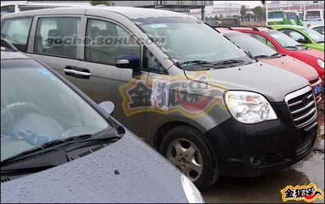 chery mpv китайский авто: