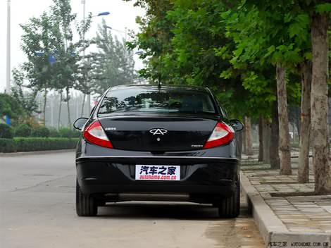 фото китайского автомобиля Чери М11 (А3) седан - Chery M11 (A3) china sedan photo