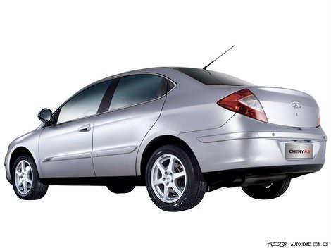фото китайского автомобиля Чери М11 (А3) седан - Chery M11 (A3) china sedan photo