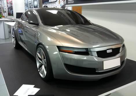 Один из прототипов Куорос