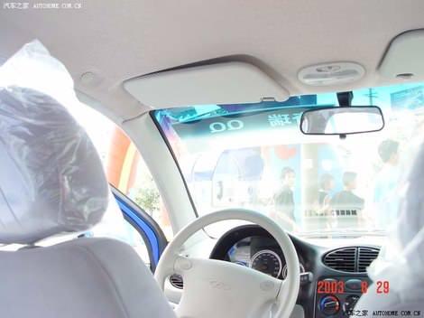 фотографии Chery QQ3 Cheri - S11 Черри Куку inside photo foto ajnj