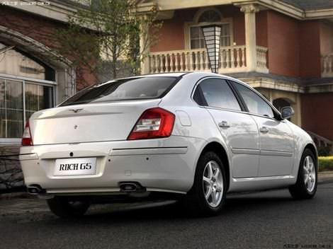 фото Chery Riich G5 foto photo chinese cars - китайские автомобили