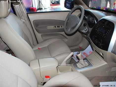 китайская машина джип Чери Тигго - Chery Tiggo T11 1.8 2.4 фото салона photo