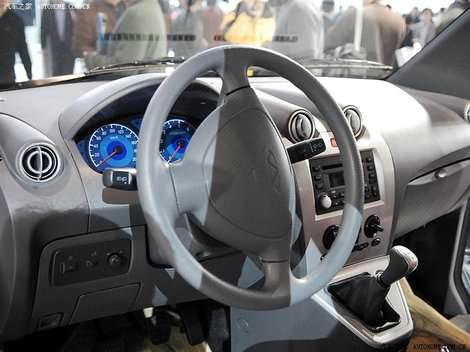 минивэн китайская машина Черри V2 photo foto Chery V2 (Riich 2)