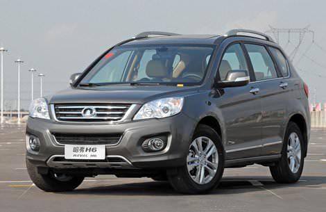 Доля китайских авто в продажах за 3 квартала 2012 — 2,6%, реализовано 52 800 единиц