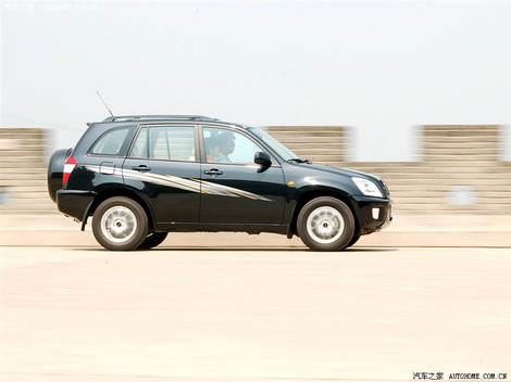 фото, китайский автомобиль Чери Тигго - Shery Tiggo, T11 джип photo