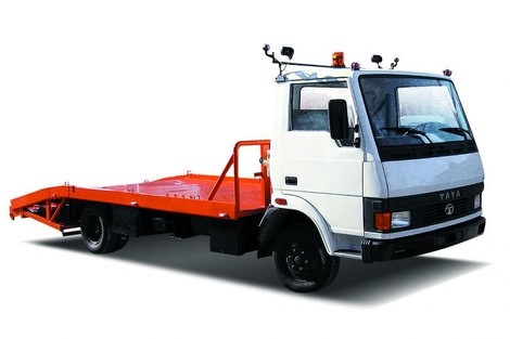 Chery (Чери) Эвакуатор Tata 613 Amur 4346 - Evacuator Тата 613 Амур 4346
