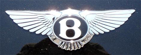 Bentley logo - логотип Бентли