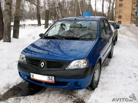 Рено Логан - Renault Logan
