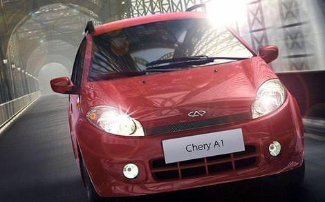 Chery Kimo - Чери Кимо - гарантия 3 года или 100 000 км пробега