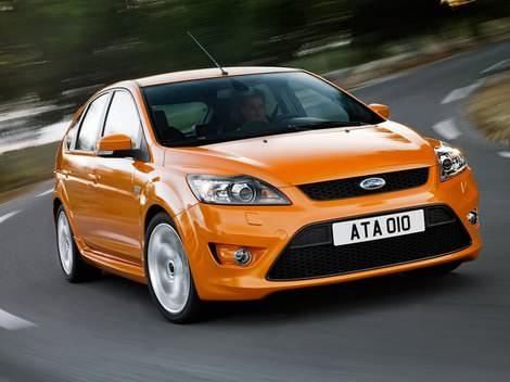 Ford Focus ST (2.5 л, 225 л.с., 320 Нм)