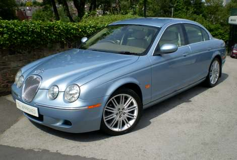 Jaguar S-Type Diesel (2.7 л, 206 л.с., 435 Нм)