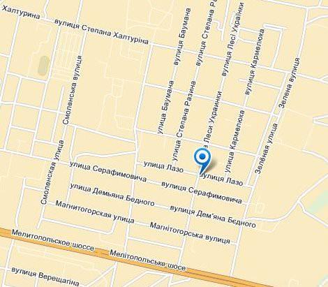 Автосалоны и дилеры Чери в Бердянске - Запорожье Авто, Леси Украинки 2Б