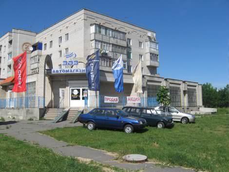 Автосалоны и дилеры Chery в Бердянске - Запорожье Авто, Леси Украинки 2Б