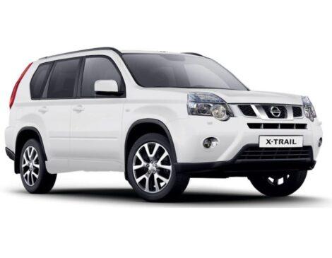 Dongfeng MX5 будет иметь много общего с Nissan X-Trail 2