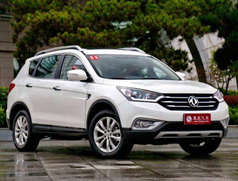 Dongfeng AX7 на основе Nissan Qashqai