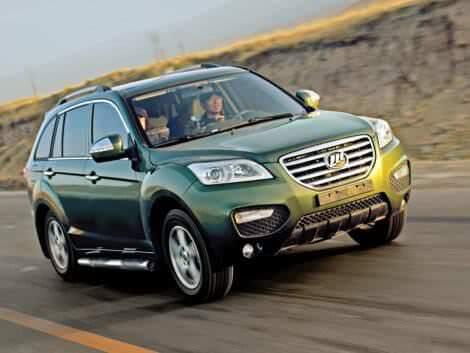 Lifan X50 и X60 — лидеры по продажам среди китайских автомобилей