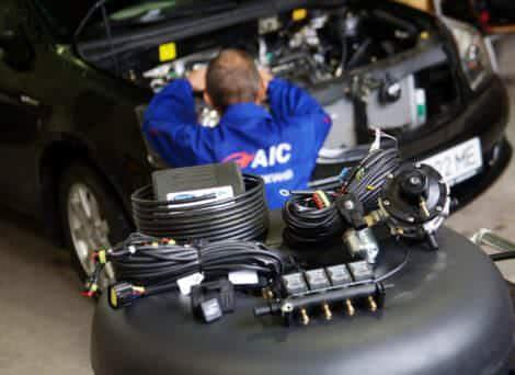 В регионах начали массово штрафовать водителей авто на газу