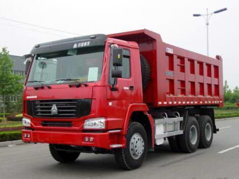 Особенности грузовиков китайского производства